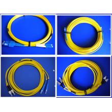 Fibre Optical Patch Cord- Singlemode Sc, FC, LC, St