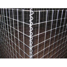 Hexagonal Gabion Barsket Box/Galvanized Welded Gabion Box