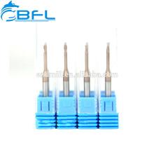 BFL- Fraises en carbure monobloc à pointe longue en carbure de tungstène