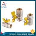 Cw617n/ Hpb57-3 2pc Blue Stem CF8M Standard Water&Gas Ball Valve in High Quality