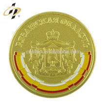 Wholesale custom zinc alloy metal bulk gold british replica coins