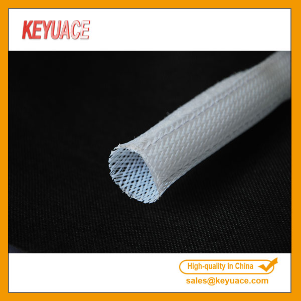 Hook and Loop Fastener Expandable Braided Sleeving