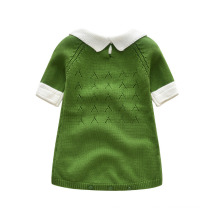 Kid′s Knitted Dress for Girls