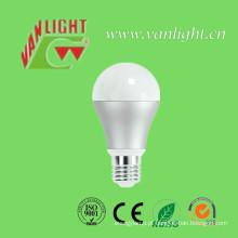 Lâmpada de LED 9W A60, lâmpada de poupança de energia