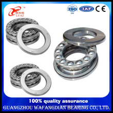 Chrome Steel Thrust Ball Bearing 51120