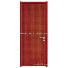 Дерево твердых двери (JKD-ML9014) для внутреннего использования