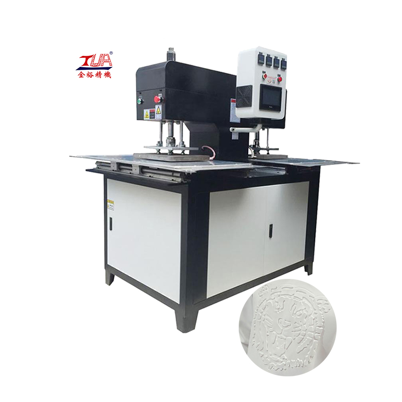 3d embossing machine for fabric