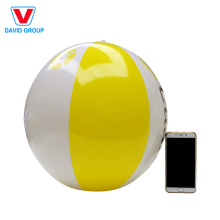 Jouet de boule gonflable de boule de plage de boule chinoise