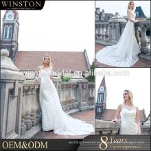 O logotipo promocional imprimiu vestidos de casamento personalizados baratos em Istambul