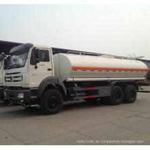 8000gallon 20000L 20m3 Beiben / North Benz Tankwagen Öltankwagen