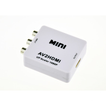 Fábrica al por mayor Mini convertidor Cvbs a HDMI