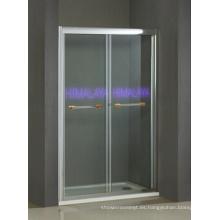 Puerta de ducha suave