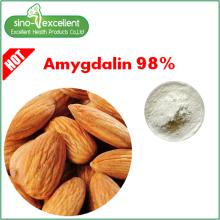 Экстракт абрикосовых косточек амигдалин 98%