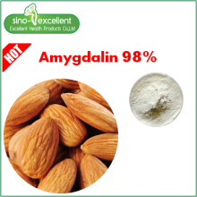 Extracto de nódulo de damasco Amygdalin 98%