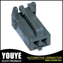 Mg651201-4 кет ПБТ Незапечатанных серый 2-Контактный ТПА 2,3 мм 090 Женский Автоматический кабель провод Разъем