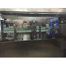 Collagen Plastic PVC Ampoule Filling Sealing Machine