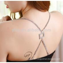 square fashion bra strap