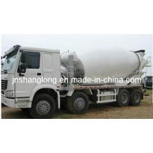 Caminhão do misturador de cimento de Sinotruk HOWO 10 M3