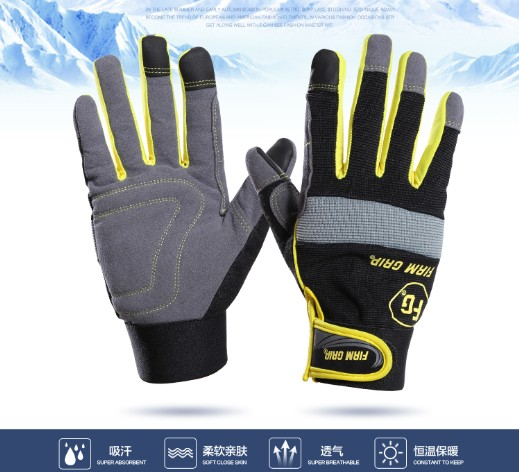 Cycling gloves for man