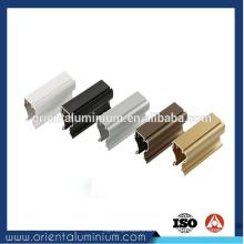 Profil en aluminium armoire