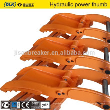 hydraulic thumb suits for pc138 popular in china