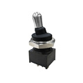 Suis Toggle Switch Sealed Life Long Black Waterproof