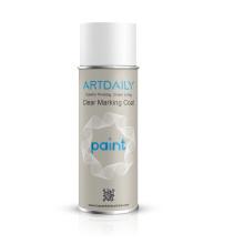 Σαφή σήμανση Spray επίστρωση