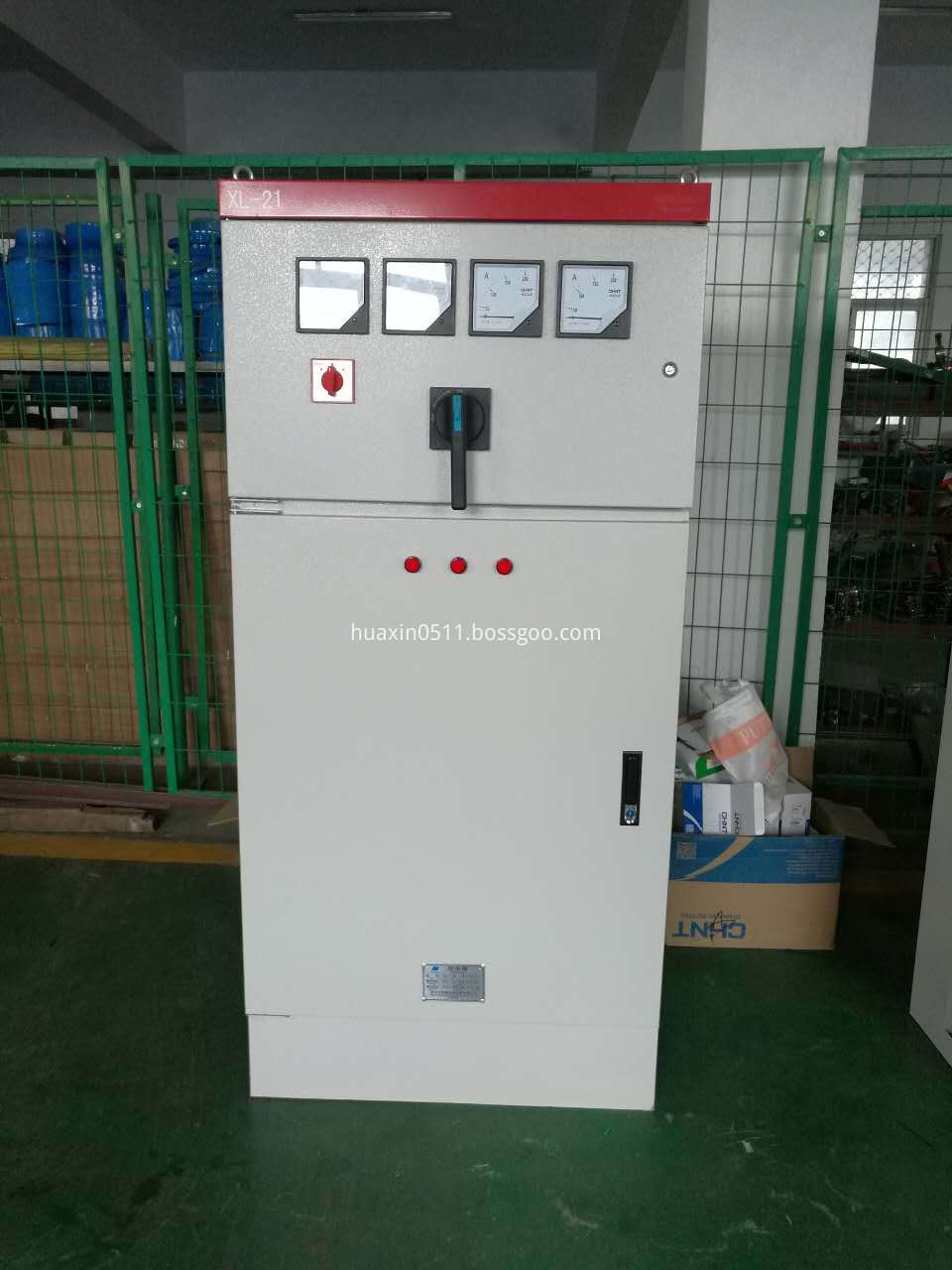 metal enclosed and metal clad switchgear