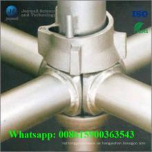Kundenspezifisches neues und benutztes Cuplock-Baugerüst-System-Gestell