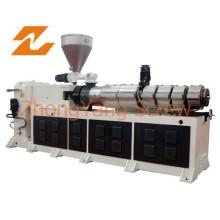 Máquina de extrusión doble muere Tornillo doble co-rotatorio paralelo