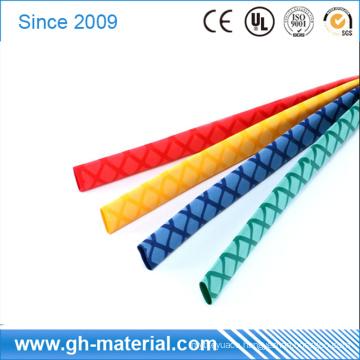 40mm Colorful Polyolefin Single Wall Non Slip Heat Shrink Sleeve for Windsurfing Gear