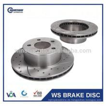 Der Durchmesser von 280mm Teile der Auto Bremsscheibe 52005000