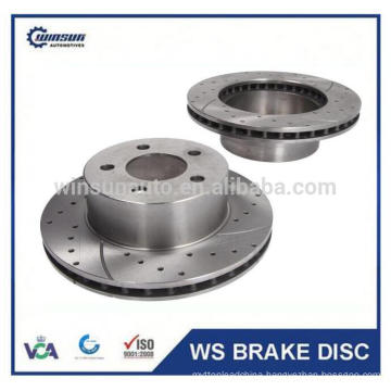 The diameter of 280mm parts of automobile brake disc 52005000