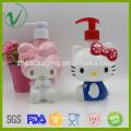 Мультяшная форма индивидуального пустого пластикового насоса жидкое мыло PP бутылка