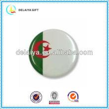 В Алжире олова значки флаг