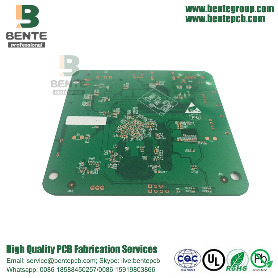 MultilLayer Board Prototype PCB Impedance Control