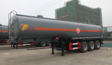 Hidroklorik asit Tank kamyon römork