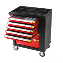 New high quality 7 drawer durable hand tool cabinet tool cart customizable