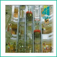 Summe Sightseeing Fahrstuhl Sicherheit und Luxus