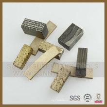 Sunny Sharp Segments for Granite Cutting Diamonds