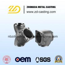 Обработка CNC с использованием высококачественного алюминия методом литья под давлением
