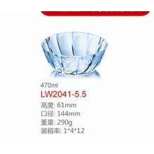 Tazón de vidrio Dg-1369
