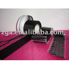 Adhesive hoo&loop tape, Self-adhesive hook and loop for banding and cloth accessory