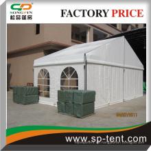 Einzigartiges 12m breites im Freien weißes Ereignis Baldachin Zelt und Festzelt zum Verkauf