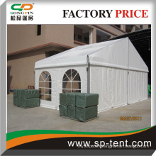 Unique 12m width outdoor white event canopy tent and marquee for sale