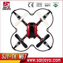Skytech M67 nano rc drone 4CH 2.4g 4-axe mini quadcopter avec gyro Aerospace Modèle Toys 360 éversion