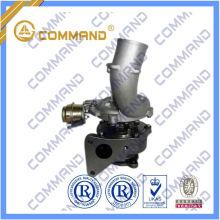 8200683855 Turbo cargador GT1749V para motor renault f9q