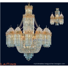 Party decoration halloween big crystal moroccan chandelier LT-62066