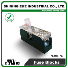 FB-M031PQ UL Approved Equal To Bussmann 1 Pole 30A Ceramic Fuse Box