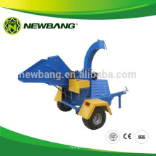 Diesel wood chipper CE approved